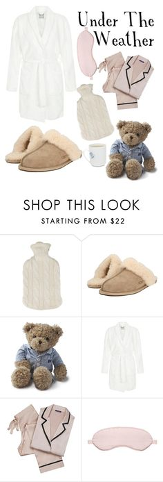 """""""under the weather"""" by isha-lena ❤ liked on Polyvore featuring UGG Australia, Lexington, women's clothing, women, female, woman, misses, juniors, casual and sick"""