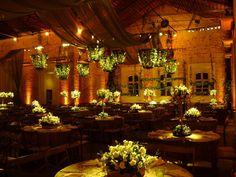 Usina Dois Irmãos, festas, eventos, casamentos, 15 anos, recepção, iluminação, decoração.
