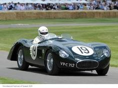 1952 Jaguar C-Type Aerodynamic Recreation | Paris 2015 | RM AUCTIONS