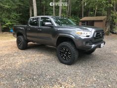 2020 Toyota Tacoma 18x9 -10mm Ultra Hunter Toyota Tacoma, Monster Trucks, Gallery, Vehicles, Car, Automobile, Tacoma World, Cars, Cars