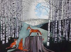 Sam Cannon, Fox Art, John Muir, Pencil Drawings, Colored Pencils, Hand Lettering, Moose Art, The Originals, Artwork