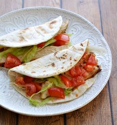 Explore New Summer Flavors with a Grilled Italian Chicken Tacos Recipe #KraftRecipes