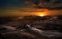Siena Sunrise by riccardo lubrano on 500px  )