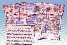 Como foi decifrada a carta do Assassino do Zodíaco? O serial killer enviou quatro cartas cifradas para a imprensa. Apenas uma foi decifrada