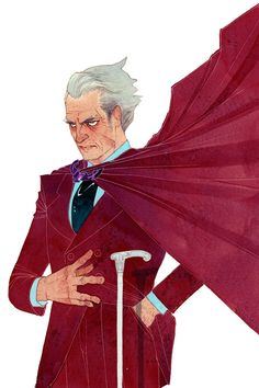 Magneto outfitted by Kevin Wada (http://kevinwada.com/)