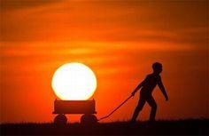 carry the sun