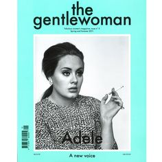 cover of the gentlewoman magazine