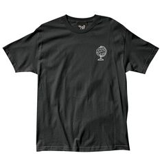 Quiet Life: Wildworld Shirt - Black