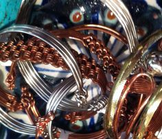 Hand-crafted, fair trade bracelets - Made in Kenya. Sold @ #LFMustardSeed