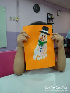Holiday ideas at crafty-crafted.com.  Reindeer, snowman, christmas trees, mittens, santa