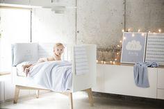 1edebf114da Kidsmill cot - Βρεφικό κρεβάτι της σειράς #Kidsmill Sixties #BabyCot  #Nursery #NurseryRoom