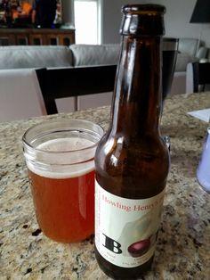 Basil Onion Pale Ale (tastes like beer and spaghetti)