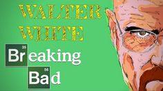 BREAKING BAD: WALTER WHITE | SPEED DRAWING | TV SERIES