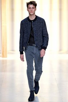 3.1 Phillip Lim Fall 2014 Menswear Collection Slideshow on Style.com