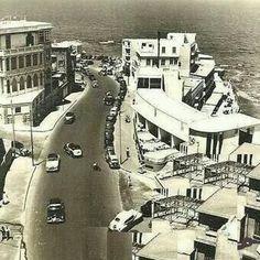 Stanley district, Alexandria 1955