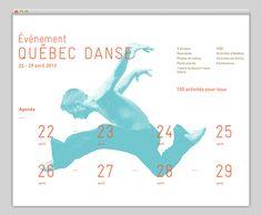Evenement Quebec Danse