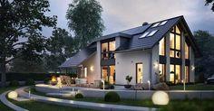 Viebrockhaus Edition 430 - Eleganz trifft modernes Design, #viebrockhaus #einfamilienhäuser #edition 430