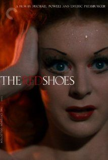 The Red Shoes.  So, I can see why it's a classic but there's something about 'classics' that leaves me a bit underwhelmed.