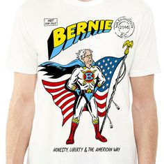 The Bernie Revolution is here! Bernie Sanders is the Political Revolution that weve all been waiting for. Here at ROCKSTAR REVOLUTION, weve