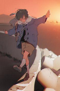 Marvelous Learn To Draw Manga Ideas. Exquisite Learn To Draw Manga Ideas. Art Manga, Anime Art, Pretty Art, Cute Art, Aesthetic Art, Aesthetic Anime, Japon Illustration, Estilo Anime, Poses