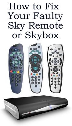 How to Fix Your Faulty Sky Remote or Skybox http://www.ebay.co.uk/sch/m.html?_odkw=&_ipg=50&_sop=12&_osacat=0&_ssn=robs_rare_recordings&_trksid=p2046732.m570.l1313&_nkw=sky&_sacat=0&_from=R40