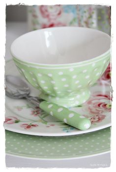 WELCOME TO INTERIOR WITH COLORS | beautiful GreenGate combinations