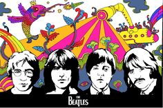 the beatles poster - Google Search