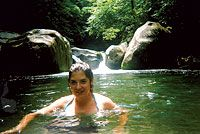 swimming holes near asheville