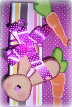 """Embalagem de """"chocolate"""" para Páscoa!"""