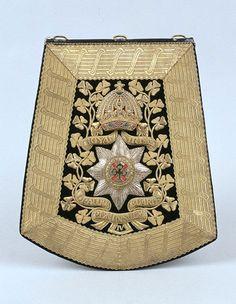 Royal Irish Dragoon Guards sabretache