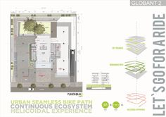 Proyecto para el Concurso Internacional de Anteproyectos Globant Iconic Building. Equipo de trabajo: Pablo Saez, Alvaro Sanchez, Luz Herrera, Ignacio Calveyra y Matias Sancre Molina.