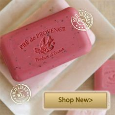 These are my favorite soaps. Lavender is my personal favorite but love the honey almond and coconut too. The creaminess against your skin is like no other - not to mention the fragrance! They are wonderful in the bath or as a facial soap.