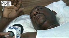 Hombre hospitalizado denuncia maltrato de agentes policiales