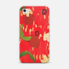 #Pizza   #Love! Personalize your #iPhone and#Samsung Galaxy device case using Instagram, Facebook and personal photos on #Casetagram #food #red #gift