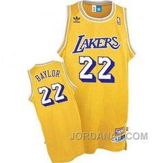 http://www.jordanaj.com/elgin-baylor-los-angeles-lakers-22-soul-swingman-gold-jersey.html ELGIN BAYLOR LOS ANGELES LAKERS #22 SOUL SWINGMAN GOLD JERSEY Only $89.00 , Free Shipping!