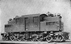 Vintage Locomotives | ... electric locomotive pennsylvania railroad electric locomotive two