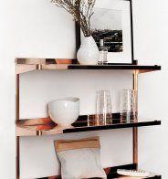 Le cuivre en toute discrétion - Marie Claire Maison