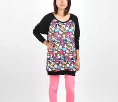 Japan LA x Sanrio Oversized Sweater: Friends