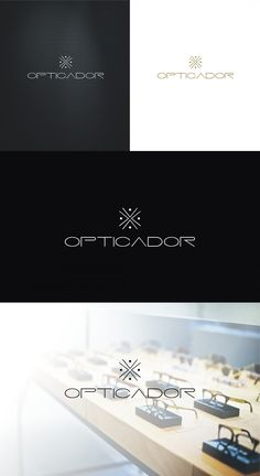 Praca nr 168617 w konkursie Projektowanie logo ekskluzywnego salonu optycznego…