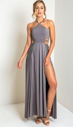 Pretoria Cutout Maxi Dress