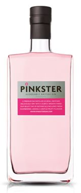 I'm def going to add this to my cocktail menus! Agreeably British Gin : Pinkster