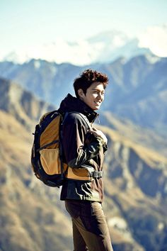 Lee Min Ho's New Zealand Shoot For EIDER's FW 2013 Campaign | Couch Kimchi