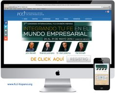 Les presentamos el rediseño de la página web de FCCI Hispano, los inivtamos a visitarla y conocer más acerca de esta organización.   www.fcci-hispano.org