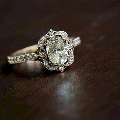 Adorable 70 Breathtaking Vintage Engagement Rings Inspirations https://oosile.com/104-breathtaking-vintage-engagement-rings-inspirations-2034
