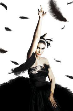 Mariasela Álvarez como Black Swan @PandoraRD