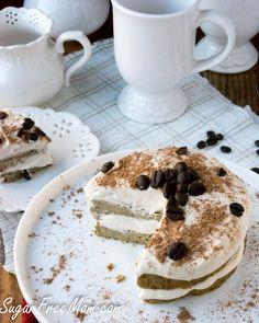 Sugar-Free Low Carb Tiramisu Mug Cake- sugarfreemom.com