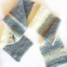 Counterpane Stitch Scarf | Daisy Farm Crafts