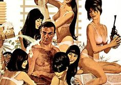 Sean Connery wore a toupee and 9 other facts you may not know about 007....
