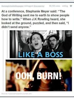 Another reason J.K. Rowling is a boss.