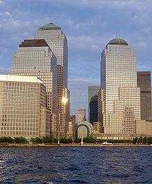 World Financial Center - NY   - By: César Pelli